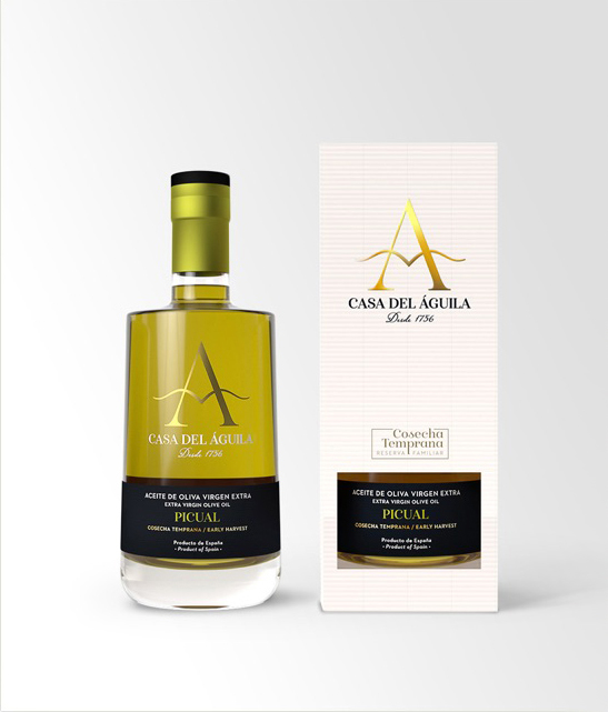 Aceite Reserva Familiar PICUAL