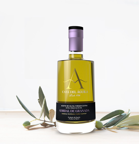 Aceite Gordal De Granada Reserva Familiar