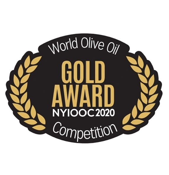 premio world olive oil gold award 2020