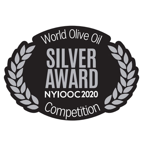 premio world olive oil silver award 2020