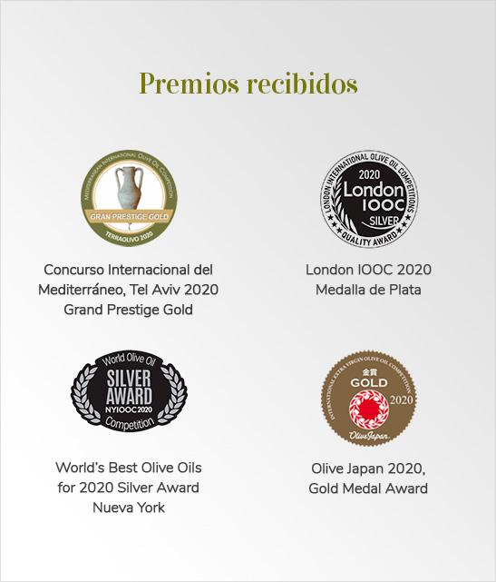 premios Gordal de Granada Reserva Familia