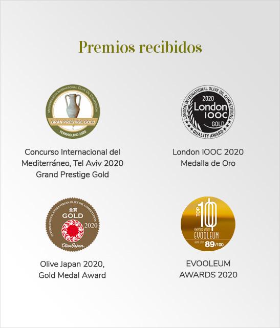 premios Aceite Edición Limitada Picual Tauromaquia
