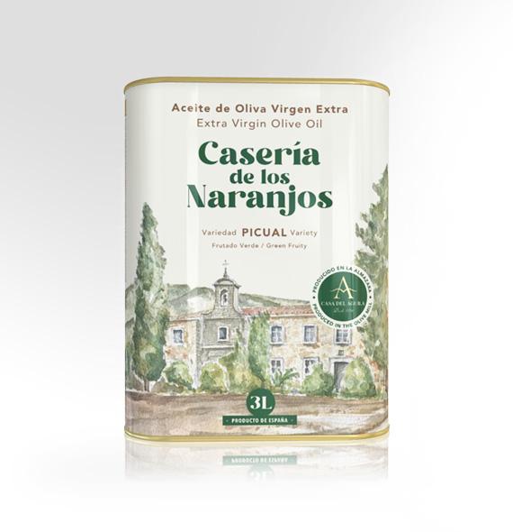 CASERÍA DE LOS NARANJOS (3 L)