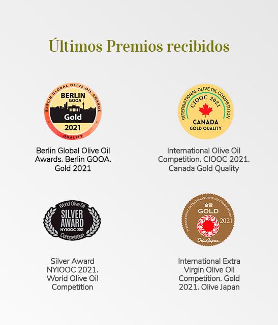 ultimos premios aceite picual tauromaquia